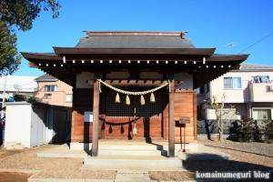 伊刈力神社(川口市伊刈)5