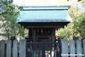 前川神社(川口市前川町)23