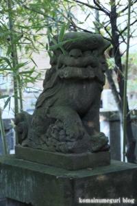 前川神社(川口市前川町)25