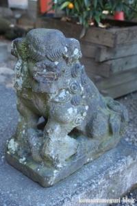 前川神社(川口市前川町)34