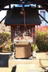 鶴ケ丸八幡神社(川口市芝)5