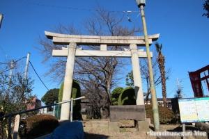 鶴ケ丸八幡神社(川口市芝)2