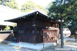 鶴ケ丸八幡神社(川口市芝)12