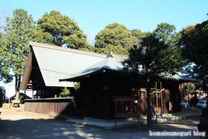 鶴ケ丸八幡神社(川口市芝)13