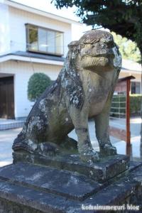 鶴ケ丸八幡神社(川口市芝)23