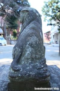 鶴ケ丸八幡神社(川口市芝)21