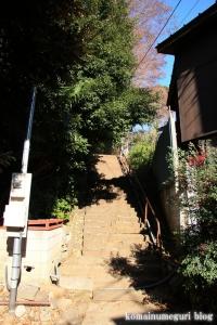 氷室神社(川口市芝)3