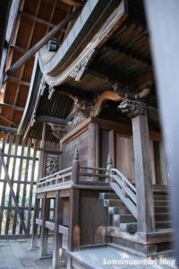氷室神社(川口市芝)13