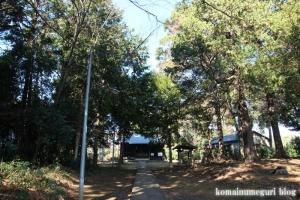 氷室神社(川口市芝)6