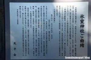 氷室神社(川口市芝)9