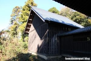 氷室神社(川口市芝)12