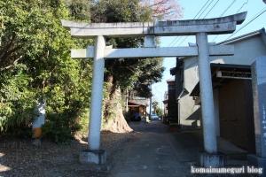氷室神社(川口市芝)14