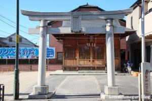 須賀神社(川口市芝)2