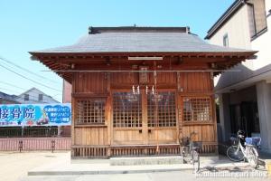 須賀神社(川口市芝)5