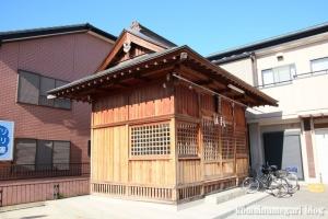 須賀神社(川口市芝)6