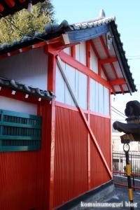 塚越稲荷神社(蕨市塚越)13