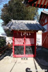 塚越稲荷神社(蕨市塚越)15