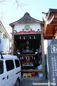 塚越稲荷神社(蕨市塚越)22