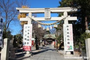 氷川神社(川口市青木)2