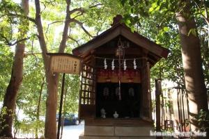 氷川神社(川口市青木)29