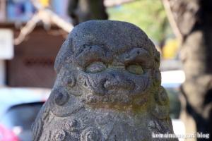 氷川神社(川口市青木)42