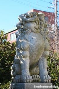 氷川神社(川口市青木)5