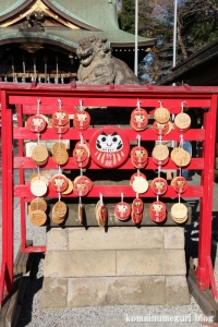 氷川神社(川口市青木)9