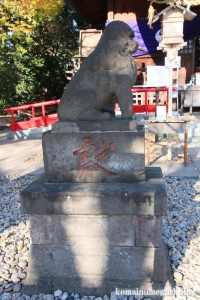 氷川神社(川口市青木)37