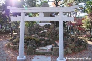 川口神社(川口市青木)14
