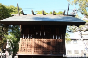 川口神社(川口市青木)57