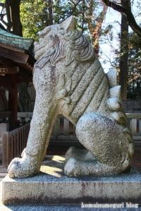 川口神社(川口市青木)9