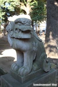川口神社(川口市青木)21