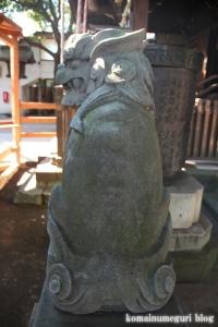 川口神社(川口市青木)23