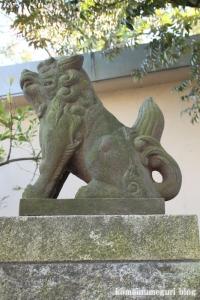 川口神社(川口市青木)35