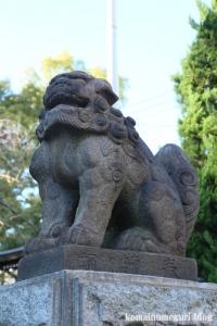 川口神社(川口市青木)43
