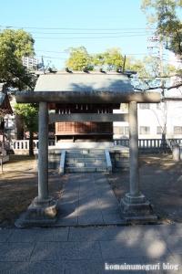 川口神社(川口市青木)56