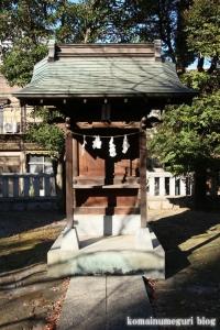 川口神社(川口市青木)60
