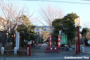 八重垣神社(小金井市中町)1