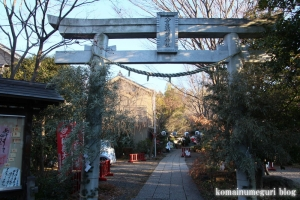 八重垣神社(小金井市中町)3