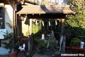 八重垣神社(小金井市中町)7