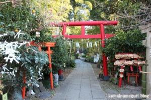 八重垣神社(小金井市中町)8