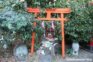 八重垣神社(小金井市中町)11