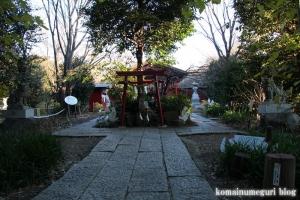 八重垣神社(小金井市中町)13