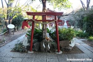 八重垣神社(小金井市中町)16
