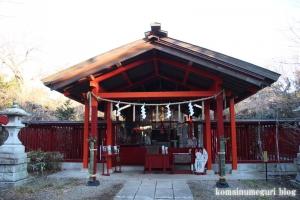 八重垣神社(小金井市中町)17
