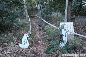 八重垣神社(小金井市中町)18