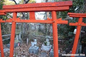 八重垣神社(小金井市中町)21