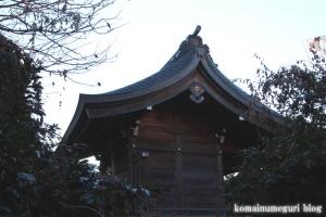 八重垣神社(小金井市中町)24