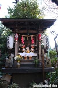 八重垣神社(小金井市中町)10