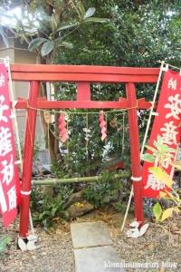 八重垣神社(小金井市中町)12